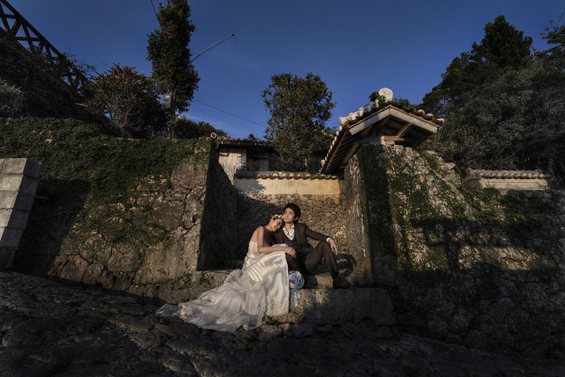 沖繩婚紗, 海外婚紗, 婚攝東法, Donfer, 旅行婚紗, Fine Art, Pre-Wedding
