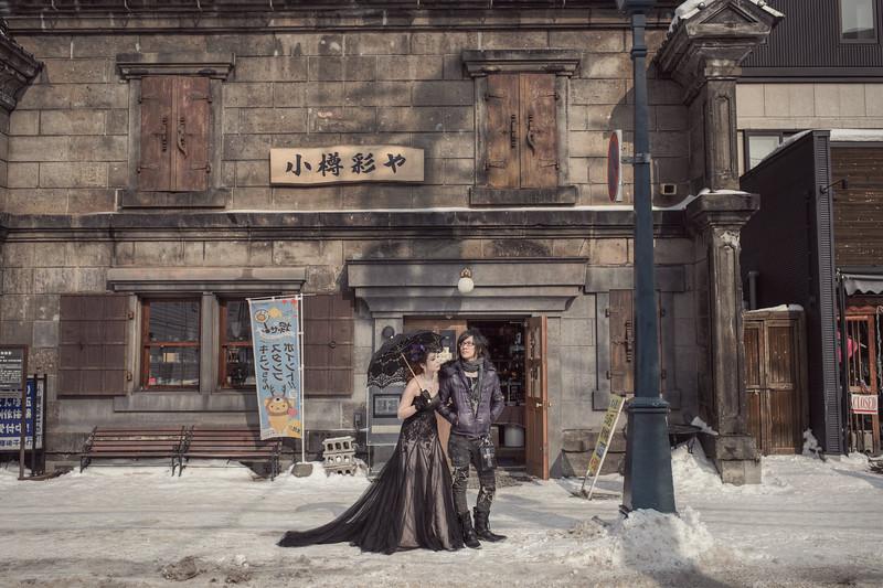 北海道, 海外婚紗, 自助婚紗, 婚攝, 小墫, 水之教堂, Fine Art, 北海道婚紗