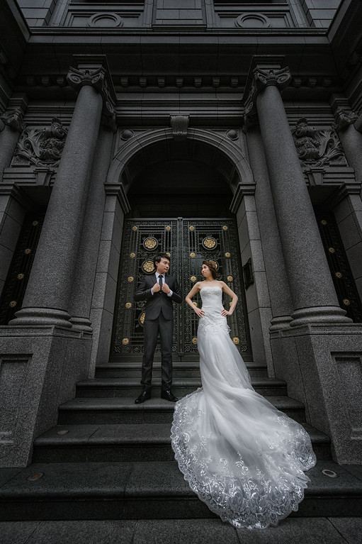 自助婚紗, Pre-Wedding, 自主婚紗, 婚攝東法, Donfer, D+, Donfer Photography, 婚攝, 信義區, 閃燈婚紗