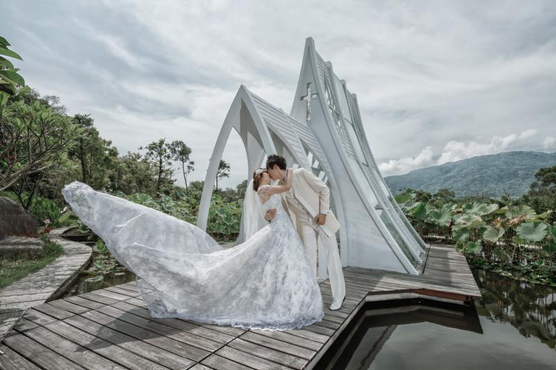 自助婚紗, 自主婚紗, Fine Art, 閃燈婚紗, 婚攝東法, Pre-Wedding, 風格婚紗, 比基尼婚紗