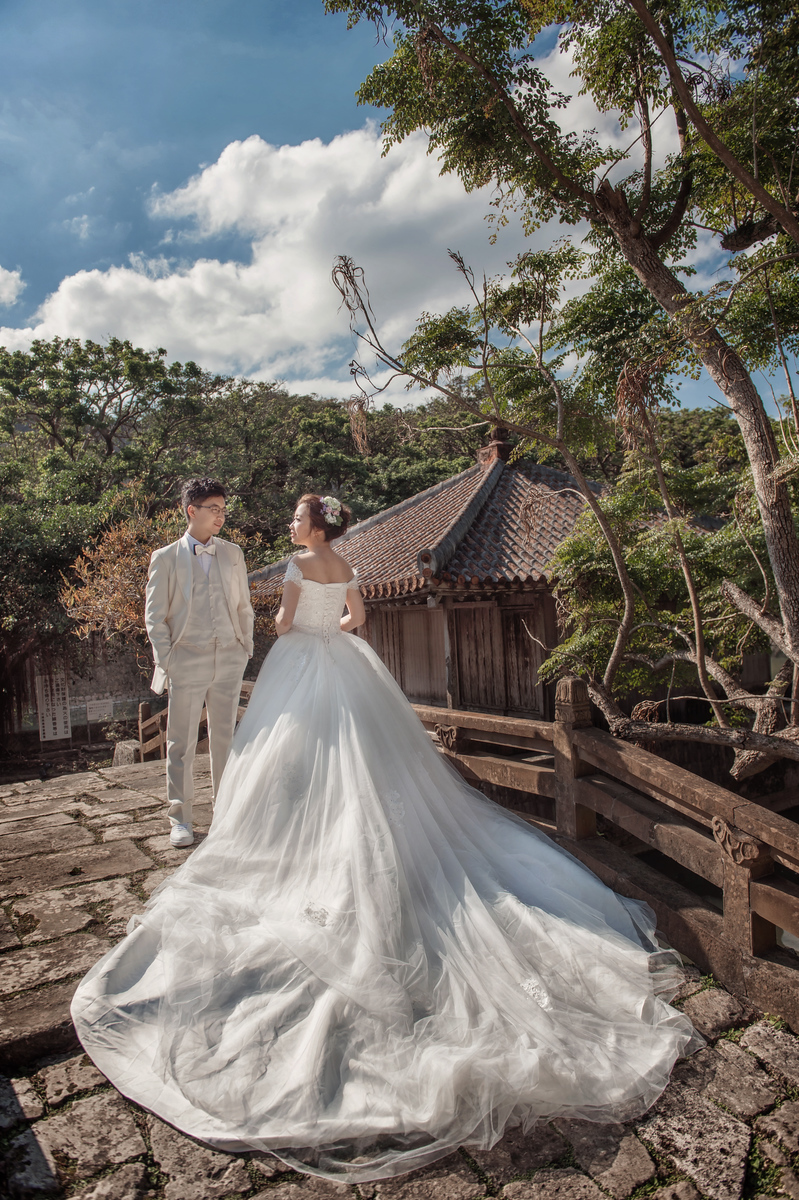 自助婚紗, 海外婚紗, 自主婚紗, 沖繩婚紗, Okinawa, 婚攝東法, Oversea Pre-Wedding, Fine Art