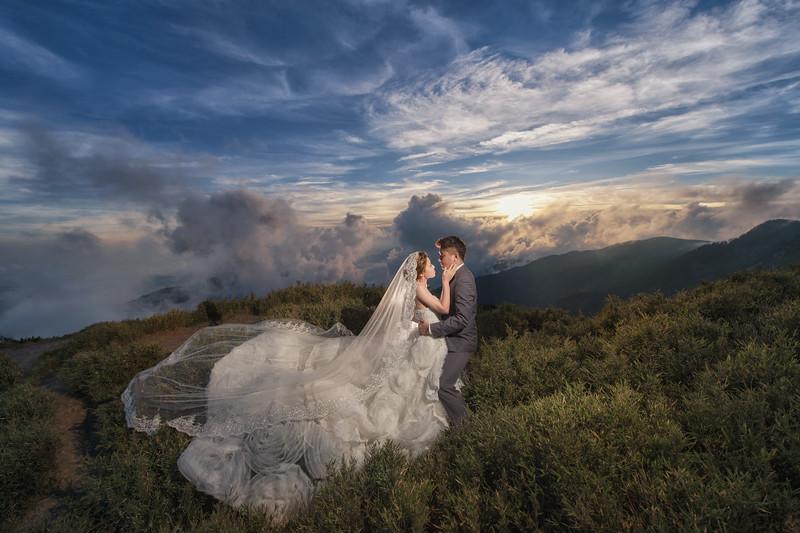 自助婚紗, 老英格蘭, Fine Art, 合歡山, 自主婚紗, 婚攝東法, Donfer, 婚紗影像
