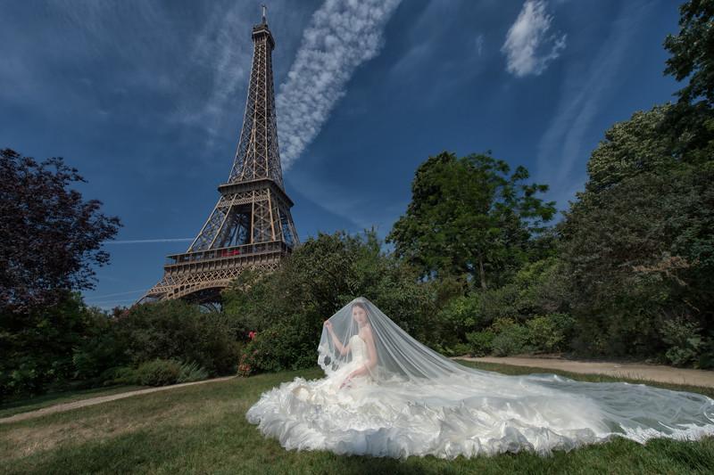海外婚紗, 巴黎婚紗, 自助婚紗, 自主婚紗, 婚攝東法, Donfer Photography, Oversea pre-Wedding, 藝術婚紗