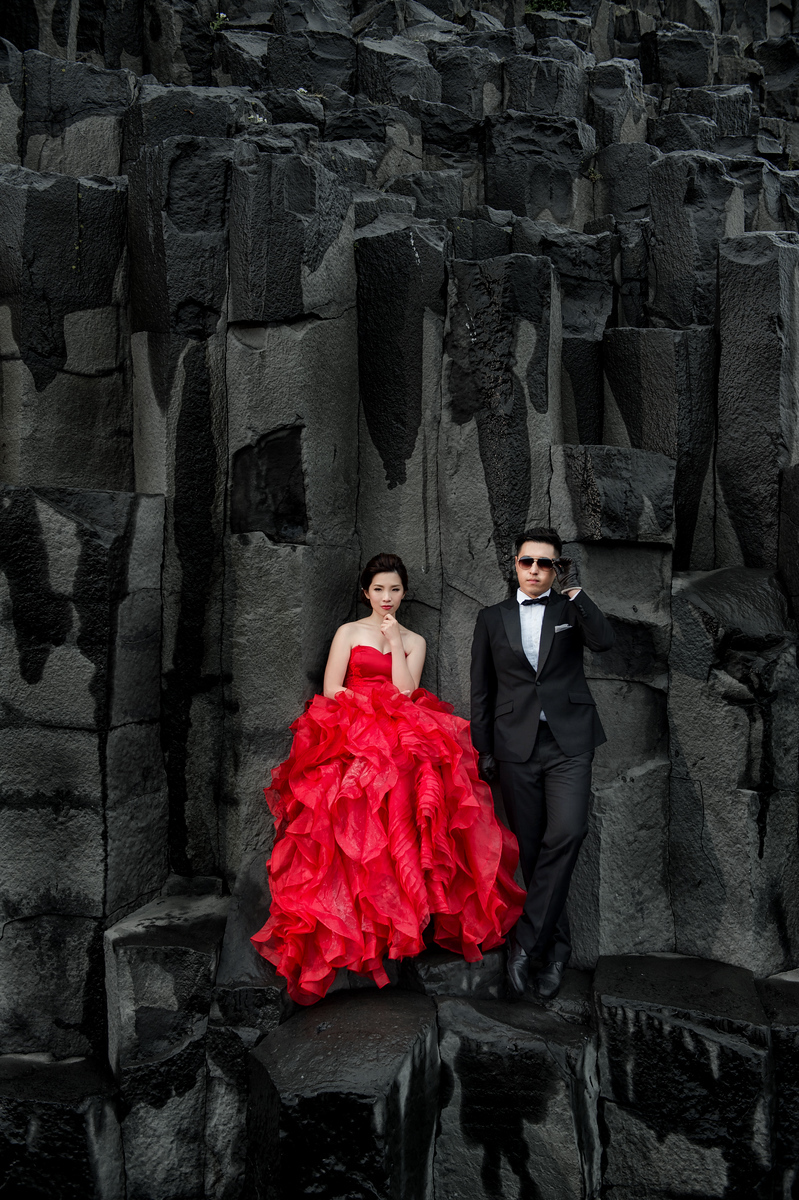 冰島婚紗, Iceland, Pre-Wedding, 婚攝東法, 婚攝, Donfer Photography, 海外婚紗, 自助婚紗, Fine Art
