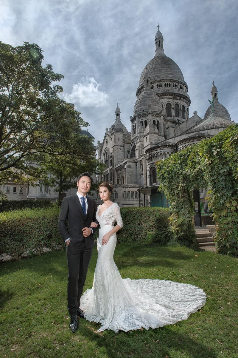 海外婚紗,自助婚紗, 自主婚紗, Pre-Wedding, 巴黎婚紗, Paris, 婚攝東法, Donfer, Fine Art